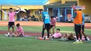 Đội hình có đến 11 'bệnh binh', CLB Hà Nội gọi vội cầu thủ U19
