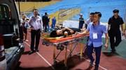 Nữ CĐV ngất trên sân Hàng Đẫy; Duy Mạnh, Đình Trọng tiếc nuối nhìn HN thua