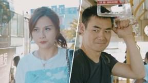 Cố tình 'đụng chạm' để làm quen cô gái xinh đẹp trên xe buýt và cái kết