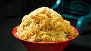 Thử món mỳ ramen đá bào 'đánh bay' ngày hè oi bức
