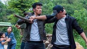 Hậu trường đánh đấm nghẹt thở trong phim 'Đỉnh mù sương'