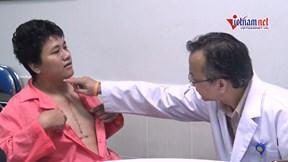 Suýt chết vì tăm xỉa răng lọt vào tim