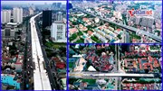 Điểm tên 3 công trình 'giải cứu' giao thông Thủ đô sắp hoàn thành