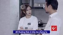 Cười rung rốn: 'Xoắn não' với anh chàng nghe lời vợ