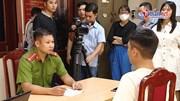 Đối tượng cướp ngân hàng BIDV Ngọc Khánh khai gì tại cơ quan công an?