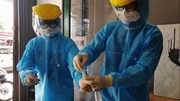 Ghi nhận 3 trường hợp sốt, ho, đau họng là F1 của BN 447 ở Hà Nội