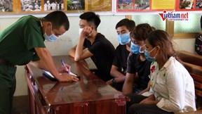 Bắt giữ gần 2.500 người xuất nhập cảnh trái phép trong tháng 7