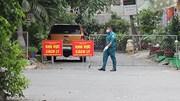 Phong tỏa 8 căn nhà ở quận Tân Phú vì có ca nghi nhiễm Covid-19