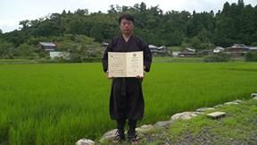 Đam mê các sát thủ thời xưa, trở thành thạc sĩ 'Ninja học' đầu tiên trên TG