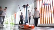 Việt Nam chế tạo robot khử khuẩn '3 trong 1' ứng dụng công nghệ mới nhất TG