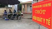Hà Nội phong tỏa 30 hộ dân liên quan đến ca nghi nhiễm Covid-19