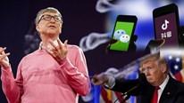 Bill Gates 'tiên tri' về thảm họa, Mỹ cấm TikTok WeChat