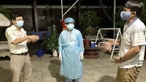 Bệnh nhân 787 ở Quảng Ngãi đi chợ, đi cà phê, đánh bài với nhiều người