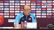 HLV Park chọn HCV SEA Games, vô địch AFF hay vé vào World Cup 2022?