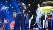 Karik tung 'nón vàng' giành thí sinh Duy Andy của Wowy trong 'Rap Việt'