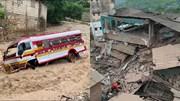 Sập chung cư 5 tầng ở Ấn Độ, gần 100 người bị vùi trong đống đổ nát