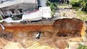 Nhân chứng kể vụ sập công trình khiến 4 người thiệt mạng ở Phú Thọ