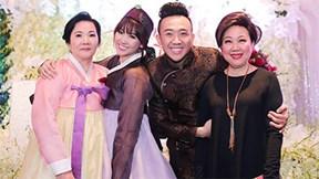 Hari Won tiết lộ chiêu Trấn Thành lấy lòng mẹ vợ, bị trêu là 'đồ giả tạo'