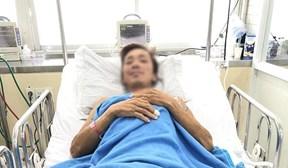 Bệnh nhân bị rắn hổ chúa dài 3m cắn phải cấp cứu giờ ra sao?