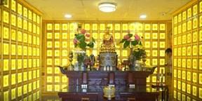 Chùa Vĩnh Nghiêm dùng tháp cao cấp 20 tỷ đặt hũ cốt từ chùa Kỳ Quang 2