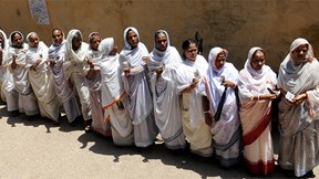 'Lãnh cung' ở Ấn Độ: Khi các góa phụ bị coi là tội lỗi vì chồng chết trước