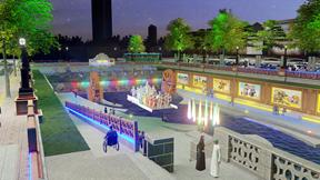 Cải tạo sông Tô Lịch thành công viên lịch sử, văn hoá, tâm linh thế nào?