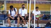Văn Hậu bất ngờ xuất hiện ở Hàng Đẫy khi Hà Nội FC đè bẹp CLB TP.HCM