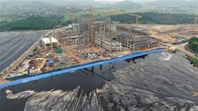 Đại công trường nhà máy điện rác Sóc Sơn với số vốn 7.000 tỉ đồng