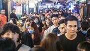 Phố Tây Hà Nội 'hồi sinh', nghìn người chen chân nhích từng bước