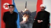 Iran bắt tay với Triều Tiên 'chọc tức' Mỹ