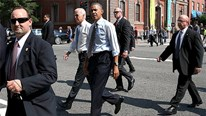 Bí mật đằng sau chuyện đào tạo vệ sĩ cho tổng thống, ngôi sao ở Mỹ