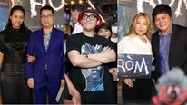 Mỹ Tâm, Hồng Ánh, Trấn Thành và loạt sao Việt mừng 'Ròm' ra rạp thành công
