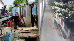 Tử tù Trung Quốc dùng tuốc nơ vít đào hầm vượt ngục tới cống nước