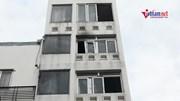 Cháy lớn khách sạn nhiều tầng ở TP.HCM khiến 2 người thương vong