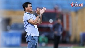 Bị chặn đứng mạch bất bại sau 12 vòng đấu, HLV Sài Gòn FC chỉ ra điểm yếu