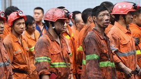 Nguyên nhân thật sự khiến 16 người thiệt mạng trong hầm mỏ ở TQ
