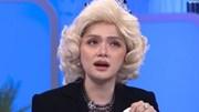 Phút ân hận của Hương Giang khi khóc nức nói về bà trên truyền hình