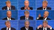 TT Trump và ông Biden nói về đối thủ sau trận 'so găng' đầu tiên