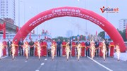 Hà Nội thông xe cầu vượt qua hồ Linh Đàm