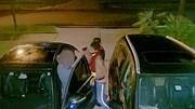 Gí súng vào đầu cướp xe Mercedes trong đêm