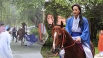 DV Đoàn Minh Tài ngã ngựa, chấn thương vai và chân suốt 2 tháng