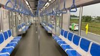 Mục sở thị nội ngoại thất tàu Metro Bến Thành - Suối Tiên