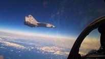 Xem chiến đấu cơ MiG-31 tác chiến ở độ cao 20.000m