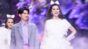 Thanh Hằng hóa công chúa trong 'vườn cổ tích' của NTK Nguyễn Minh Công