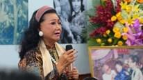 NSND Kim Cương: 'Tôi buồn vì nghệ sĩ trẻ thời nay tấu hài tục tĩu'