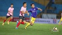 Thua Hà Nội 0-1, cầu thủ ngoại của Hà Tĩnh phản ứng trọng tài