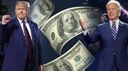 """Những tỷ phú dội """"mưa tiền"""" cho TT Trump và ông Biden"""