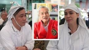 Lý Hùng, Lý Hương kể lại tâm nguyện của NSND Lý Huỳnh trước khi mất