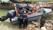 Sạt lở ở Rào Trăng 3: Ca nô đặc chủng đưa 2 thi thể công nhân ra ngoài