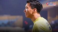 Thầy Park 'soi giò' Văn Hậu trước trận Hà Nội gặp Bình Dương